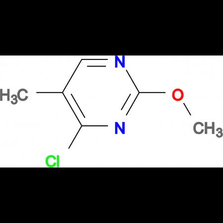4-Chloro-2-methoxy-5-methyl-pyrimidine
