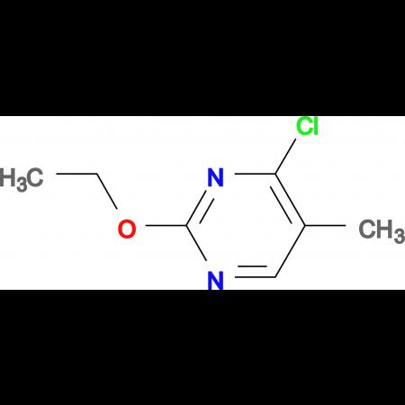 4-Chloro-2-ethoxy-5-methyl-pyrimidine