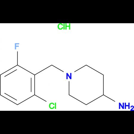 1-(2-Chloro-6-fluoro-benzyl)-piperidin-4-ylamine hydrochloride