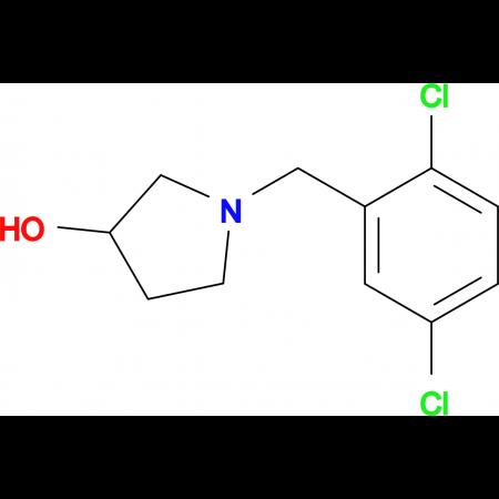 1-(2,5-Dichloro-benzyl)-pyrrolidin-3-ol
