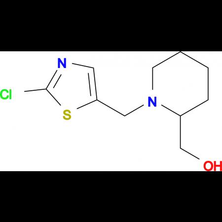 [1-(2-Chloro-thiazol-5-ylmethyl)-piperidin-2-yl]-methanol