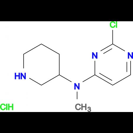 (2-Chloro-pyrimidin-4-yl)-methyl-piperidin-3-yl-amine hydrochloride