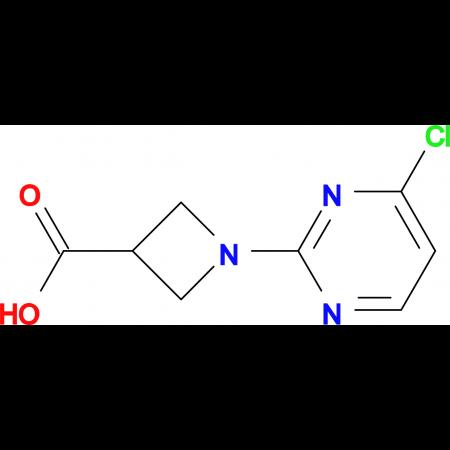 1-(4-Chloro-pyrimidin-2-yl)-azetidine-3-carboxylic acid