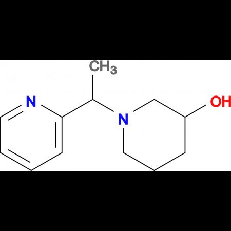 1-(1-Pyridin-2-yl-ethyl)-piperidin-3-ol