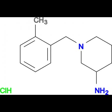 1-(2-Methyl-benzyl)-piperidin-3-ylamine hydrochloride