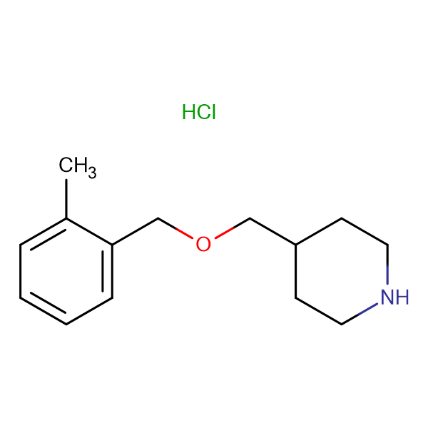 4-(2-Methyl-benzyloxymethyl)-piperidine hydrochloride