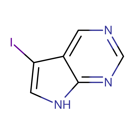 5-Iodo-7H-pyrrolo[2,3-d]pyrimidine
