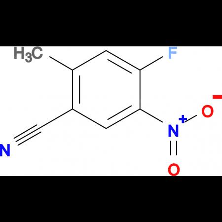 4-Fluoro-2-methyl-5-nitrobenzonitrile