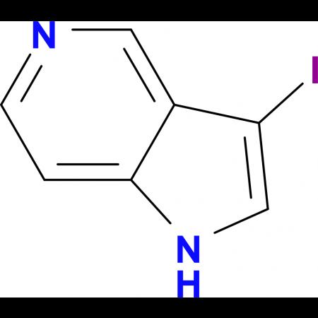 3-Iodo-1H-pyrrolo[3,2-c]pyridine