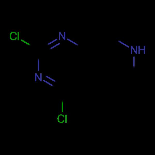 2,4-Dichloro-5,6,7,8-tetrahydropyrido[3,4-d]pyrimidine