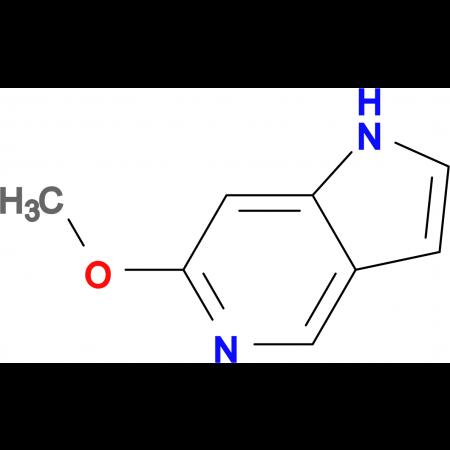 6-Methoxy-1H-pyrrolo[3,2-c]pyridine