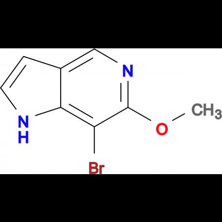 7-Bromo-6-methoxy-1H-pyrrolo[3,2-c]pyridine