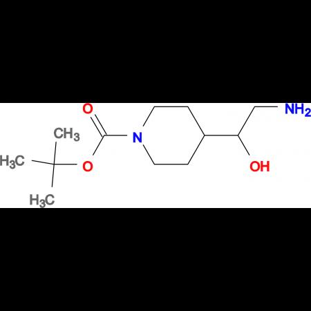 1-Boc-4-(2-Amino-1-hydroxyethyl)piperidine