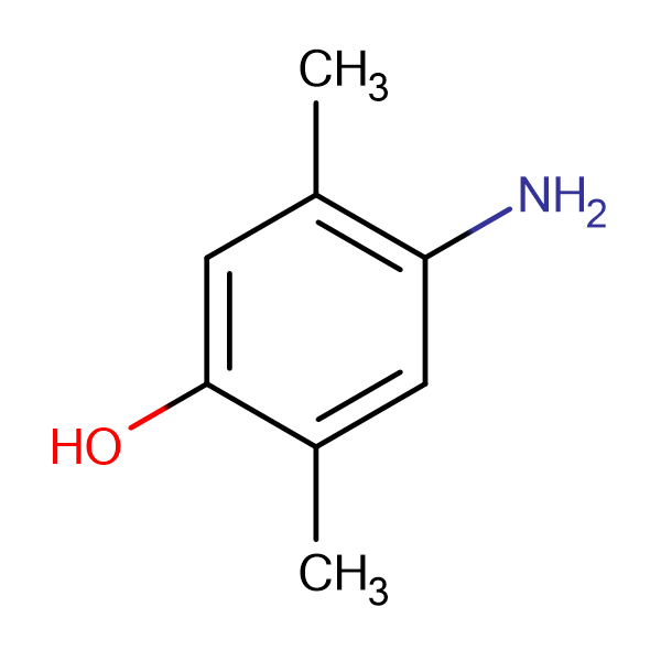 4-Amino-2,5-dimethylphenol