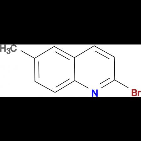 2-Bromo-6-methylquinoline