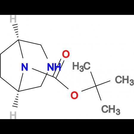 8-Boc-3,8-diazabicyclo[3.2.1]octane