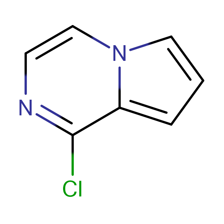 1-Chloropyrrolo[1,2-a]pyrazine