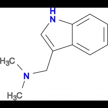 3-(Dimethylaminomethyl)indole
