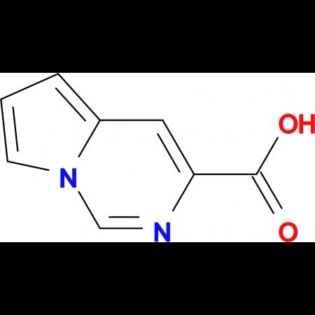 Pyrrolo[1,2-c]pyrimidine-3-carboxylic acid