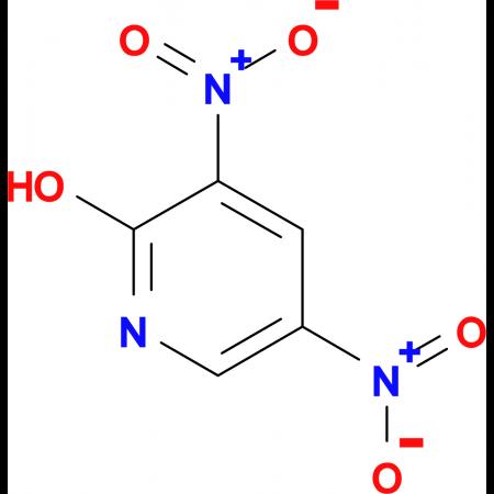 2-Hydroxy-3,5-dinitropyridine