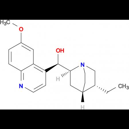 (1R)-((2S,4S,5R)-5-Ethylquinuclidin-2-yl)(6-methoxyquinolin-4-yl)methanol