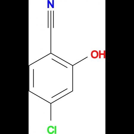 4-Chloro-2-hydroxybenzonitrile