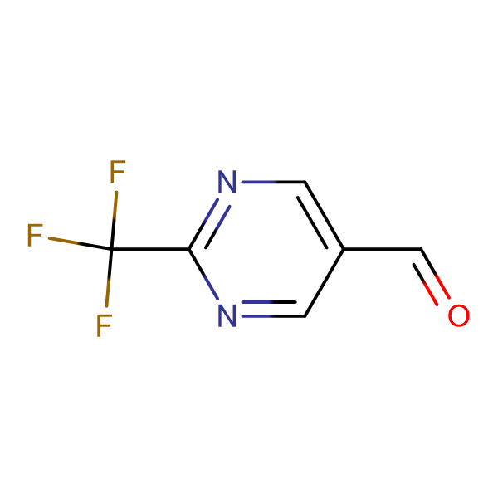 2-(Trifluoromethyl)pyrimidine-5-carbaldehyde
