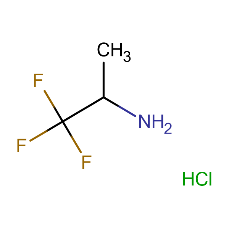 2-Amino-1,1,1-trifluoropropane hydrochloride