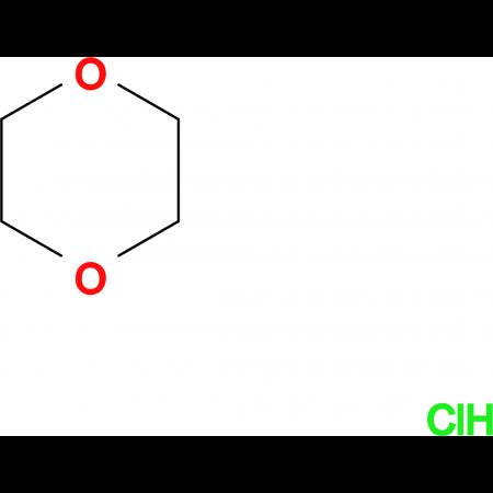 4N HCl in dioxane, 3.7-4.3N