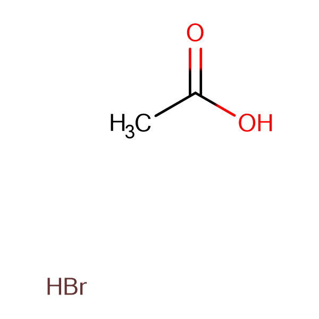 Hydrobromic acid, 30% in Acetic Acid