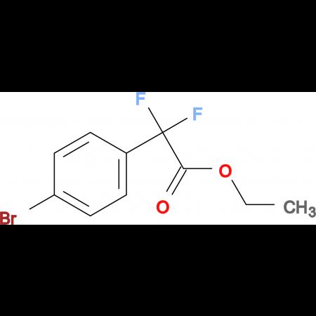 Ethyl 2-(4-bromophenyl)-2,2-difluoroacetate