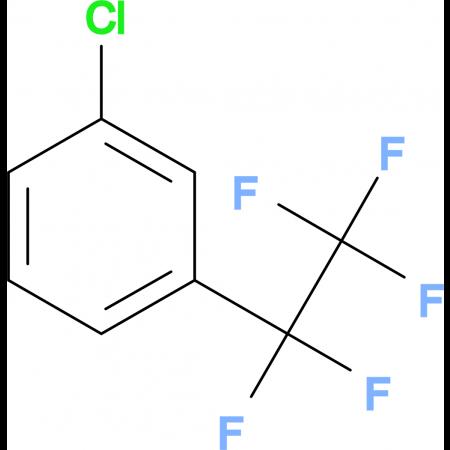 1-Chloro-3-(pentafluoroethyl)-benzene