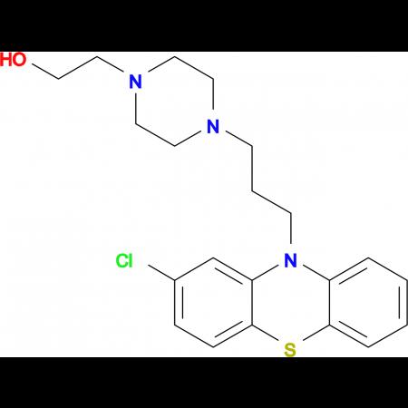 2-[4-[3-(2-Chlorophenothiazin-10-yl)propyl]-piperazin-1-yl]ethanol
