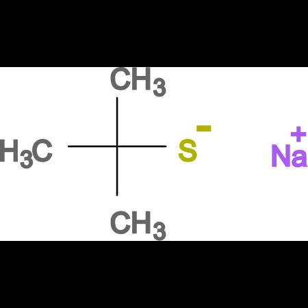 Sodium 2-methyl-2-propanethiolate