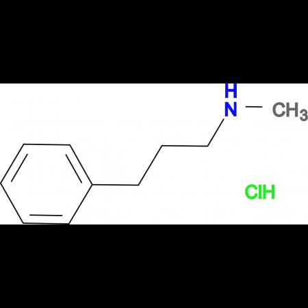 N-Methyl-3-phenylpropylamine hydrochloride