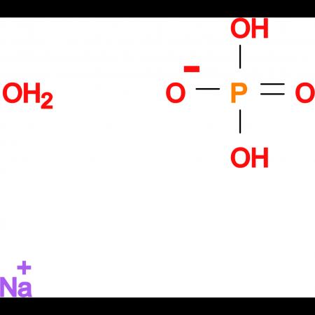 Sodium phosphate monobasic monohydrate