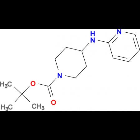 tert-Butyl 4-(pyridin-2-ylamino)piperidine-1-carboxylate