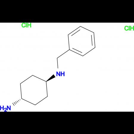 (1R*,4R*)-N1-Benzylcyclohexane-1,4-diamine dihydrochloride