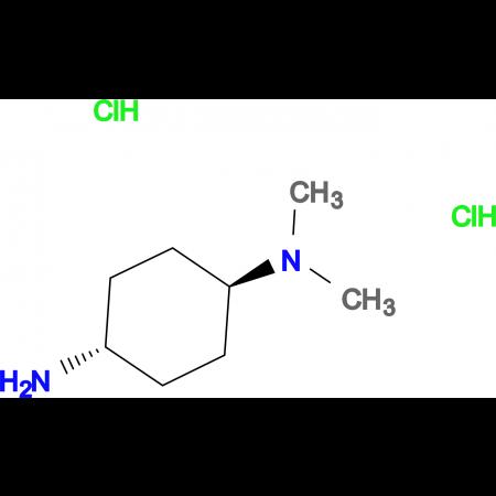 (1R*,4R*)-N1,N1-Dimethylcyclohexane-1,4-diamine dihydrochloride