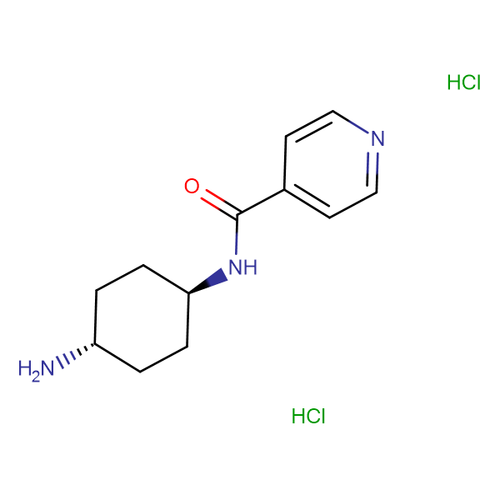 N-[(1R*,4R*)-4-Aminocyclohexyl]isonicotinamide dihydrochloride