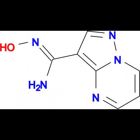 Pyrazolo[1,5-a]pyrimidine-3-amidoxime
