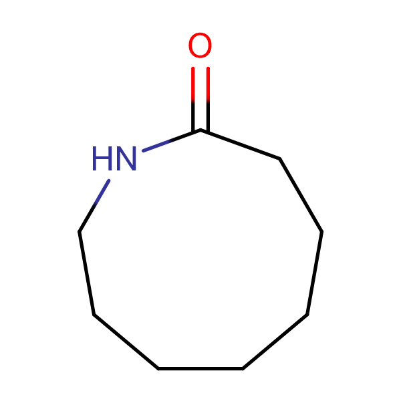 2-Azacyclononanone