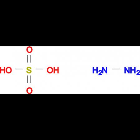 Hydrazine sulfate salt
