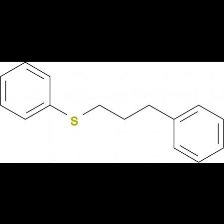 [(3-Phenylpropyl)thio]benzene