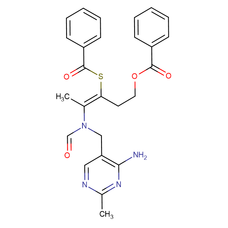 Dibenzoyl thiamine