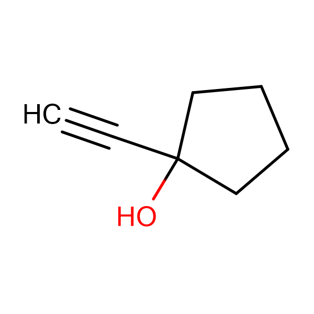 1-Ethynyl-1-cyclopentanol