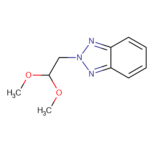 2-(2,2-Dimethoxyethyl)-2H-1,2,3-benzotriazole