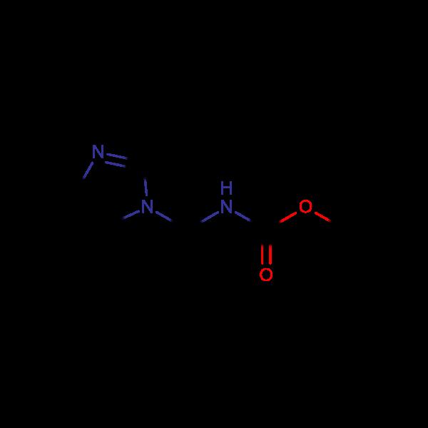 Ethyl N-(1H-1,3-benzodiazol-1-ylmethyl)carbamate