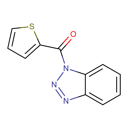 1-(Thiophene-2-carbonyl)-1H-1,2,3-benzotriazole