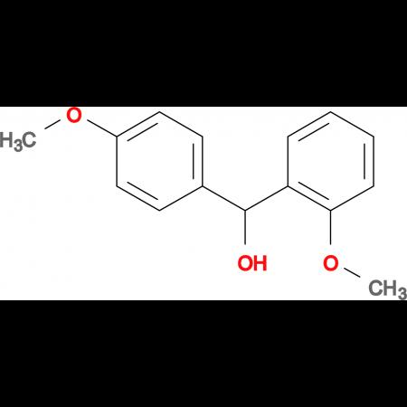 (2-Methoxyphenyl)(4-methoxyphenyl)methanol